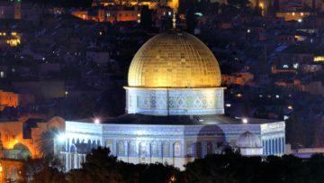 Israel + Jordan